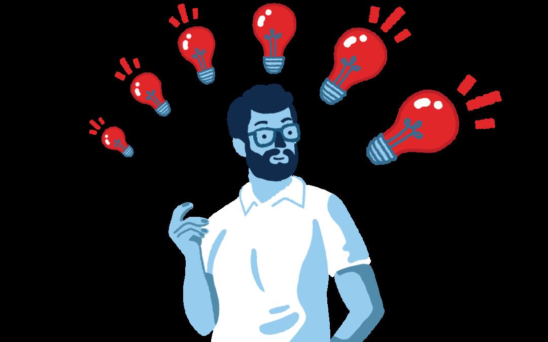 ex idea red bulb